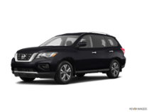 2017 Pathfinder S