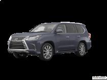 2017 LX 570 4WD