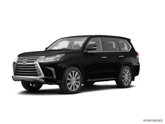 2017 Lexus LX 570 for sale in Dallas TX