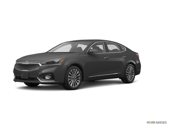 2017 Kia Cadenza in Platinum Graphite