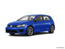 2017 Golf R 4-Door Manual w/DCC/Nav
