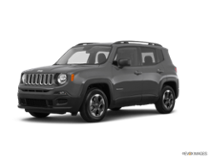2017 Renegade Limited