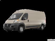 "2017 ProMaster Cargo Van 1500 Low Roof 118"" WB"
