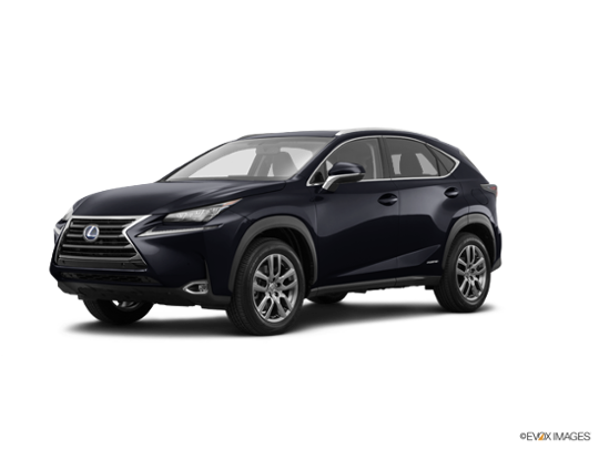 2017 Lexus NX 300h for sale in Dallas TX