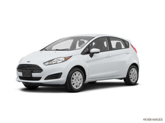 2017 Ford Fiesta in Oxford White