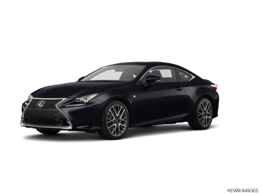 2017 Lexus RC Turbo for sale in Dallas TX