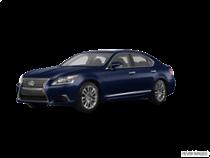 2017 LS 460 AWD