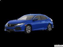 2017 Civic Hatchback LX