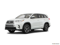 2017 Highlander LE Plus