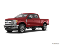 2017 Super Duty F-350 SRW Platinum