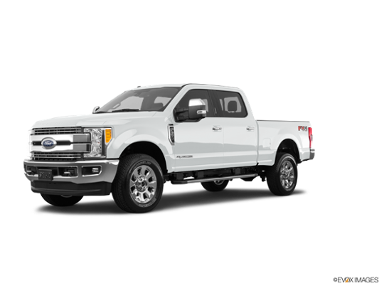 2017 Ford Super Duty F-350 SRW in Oxford White