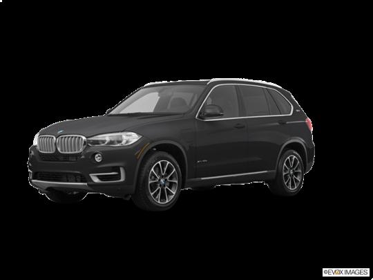 2017 BMW X5 xDrive40e iPerformance in Dark Graphite Metallic