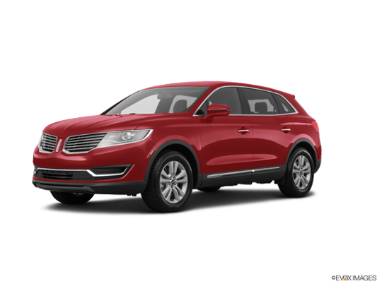 2017 LINCOLN MKX in Ruby Red Metallic Tinted Clearcoat