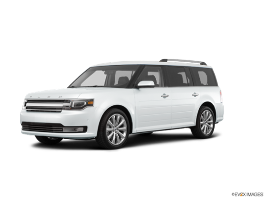 2017 Ford Flex in Oxford White