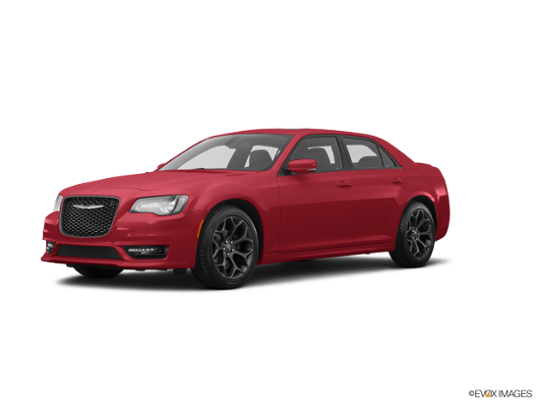 2017 Chrysler 300 in Redline Red Tricoat Pearl