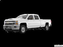 2017 Silverado 2500HD LT