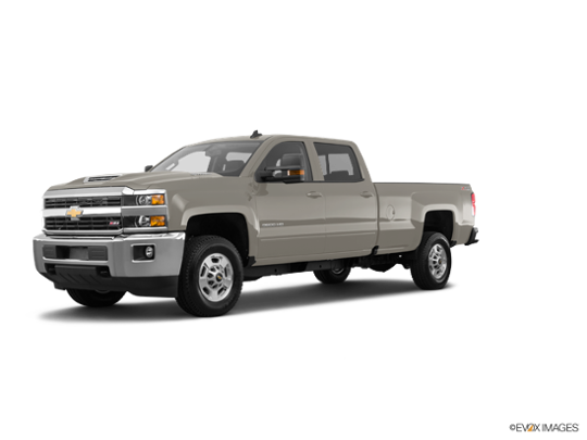 2017 Chevrolet Silverado 2500HD in Pepperdust Metallic