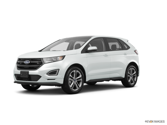2017 Ford Edge in Oxford White