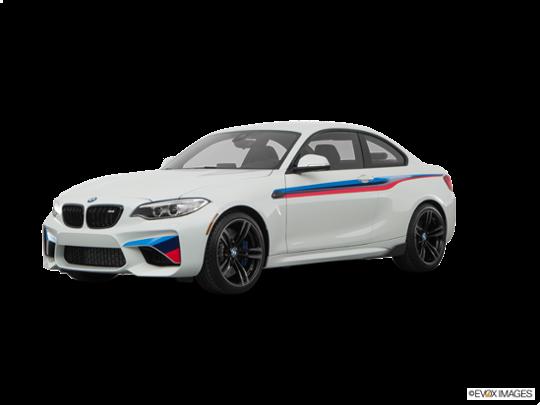 2017 BMW M4 in Alpine White