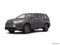 2017 Highlander Hybrid Limited