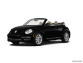 2017 Beetle Convertible 1.8T Classic