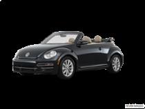 2017 Beetle Convertible 1.8T SE