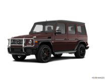 2017 Mercedes-Benz G-Class at Phil Long Dealerships