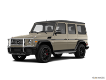 2017 Mercedes-Benz G-Class at Bergstrom Automotive