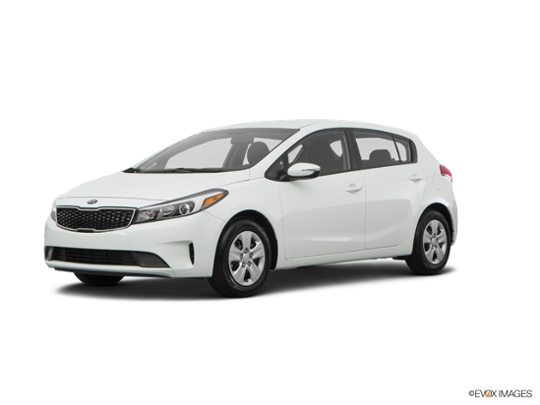 2017 Kia Forte5 in Clear White