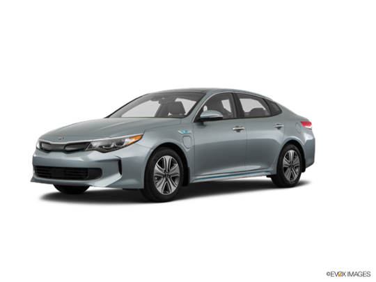 2017 Kia Optima Plug-In Hybrid in Aluminum Silver
