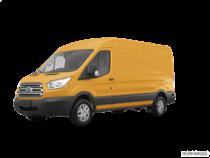 """2017 Transit Van T-350 130"""" Med Rf 9500 GVWR Sliding RH Dr"""