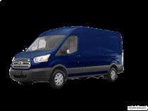 "2017 Transit Van T-350 130"" Med Rf 9500 GVWR Dual Dr"