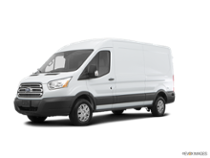 """2017 Transit Van T-350 148"""" EL Hi Rf 9500 GVWR Sliding RH Dr"""