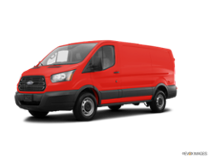 "2017 Transit Van T-150 130"" Med Rf 8600 GVWR Dual Dr"