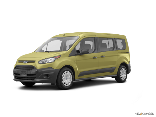 2017 Ford Transit Connect Wagon in Solar Metallic