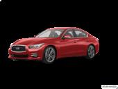 2017 Q50 Red Sport 400
