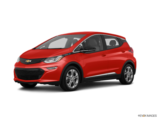 2017 Chevrolet Bolt EV in Cajun Red Tintcoat