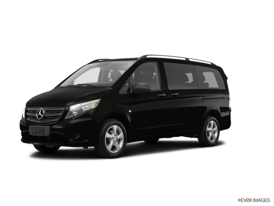 2017 Mercedes-Benz Metris Passenger Van in Obsidian Black Metallic