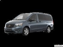 "2017 Metris Passenger Van Standard Roof 126"" Wheelbase"