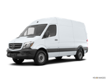 2017 Sprinter Cargo Van Worker