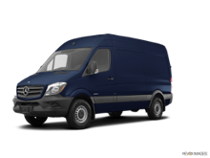 "2017 Sprinter Cargo Van 3500 XD High Roof V6 170"" 4WD"