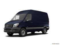 "2017 Sprinter Cargo Van 3500 XD High Roof V6 170"" Extended RWD"