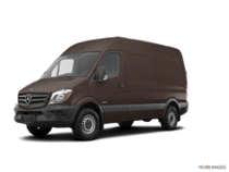 "2017 Sprinter Cargo Van 2500 High Roof V6 170"" 4WD"
