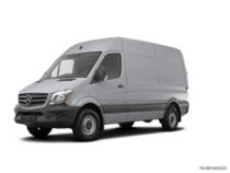 "2017 Sprinter Cargo Van 3500 XD High Roof V6 170"" Extended 4WD"
