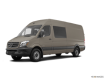 """2017 Sprinter Crew Van 2500 Standard Roof I4 144"""" RWD"""