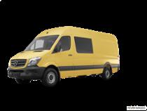 "2017 Sprinter Crew Van 2500 High Roof V6 170"" RWD"