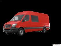 "2017 Sprinter Crew Van 2500 Standard Roof V6 144"" 4WD"