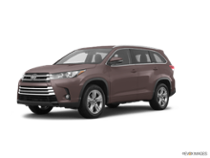 2017 Highlander Limited Platinum