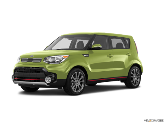 2017 Kia Soul in Alien II