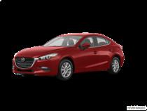 2017 Mazda3 4-Door Touring